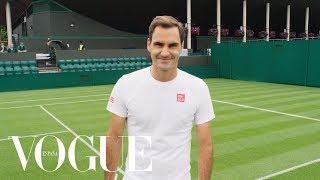 73 preguntas con Roger Federer | VOGUE España
