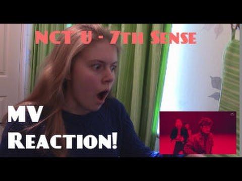 NCT U - The 7th Sense/일곱 번째 감각 MV Reaction - Hannah May