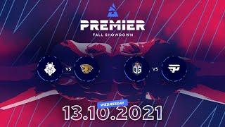 BLAST Premier Fall Showdown, Day 2: G2 Esports vs. Lynn Vision, OG vs. paiN Gaming