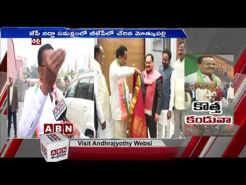 Motkupalli Narasimhulu F 2 F After Joining BJP