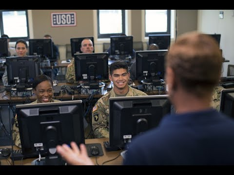 """Since 1941, the USO has strengthened military service members by keeping them connected to family, home and country, throughout their military service. Its introduction of USO Pathfinder(SM) is its latest extension of that commitment to the American military family."""