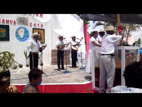 Trio tamalin en Tamiahua 2010