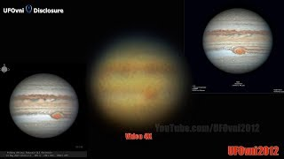 Telescope 4K: Is the Great Red Spot of Jupiter fraying?
