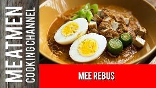 Mee Rebus - 马来卤面