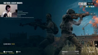 WAR MODE XBOX ONE X PUBG - ROAD TO 750 WINS - 724/750 SOLO-DUOS-SQUADS
