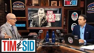 Senators Hire D.J. Smith Instead Of Patrick Roy As New Head Coach | Tim and Sid