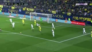 الدوري الإسباني : فياريال 2 - ريال مدريد 3 ( الأهداف كاملة HD ) سوار الذهب ...