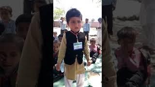 Best Baby sing urdu Alphabets ا آ ب پ ت  great voice intelegent baby.