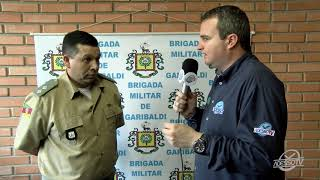 Brigada Militar de Garibaldi tem novo comandante