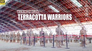 The Eighth Wonder of the World   4K HDR   Terracotta Warriors In Xi'an   西安   秦始皇兵马俑