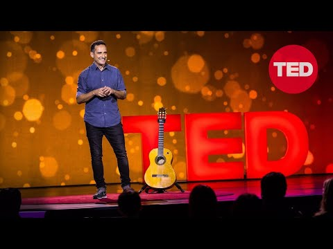 Poetry, music and identity (with English subtitles) | Jorge Drexler