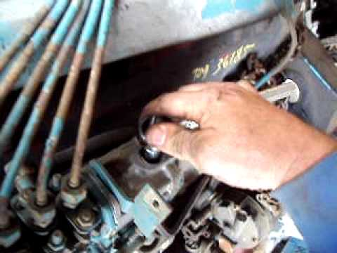 Bosch Mw Pump Low Rpm Excess Fuel Adjustment Dt360 Dt466