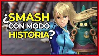 ¿Super Smash Bros Ultimate con MODO HISTORIA? | Ridley podría haber desvelado parte de la trama