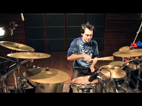 The Time - Black Eyed Peas - Drum Cover - Fede Rabaquino - Don´t Stop the Party