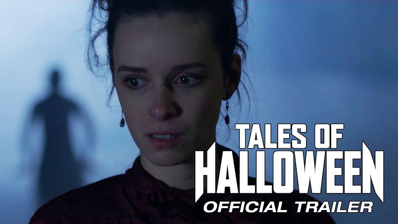 Приказки от Хелоуин (2015) Трейлър