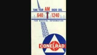 Conelrad Drill: July 20, 1956