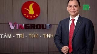 Tỷ phú Phạm Nhật Vượng thôi làm Chủ tịch Vinhomes | VTC14