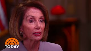 Nancy Pelosi Says 'No' To Money For Border Wall | TODAY