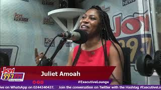 #ExecutiveLounge on Joy FM (21-5-19)