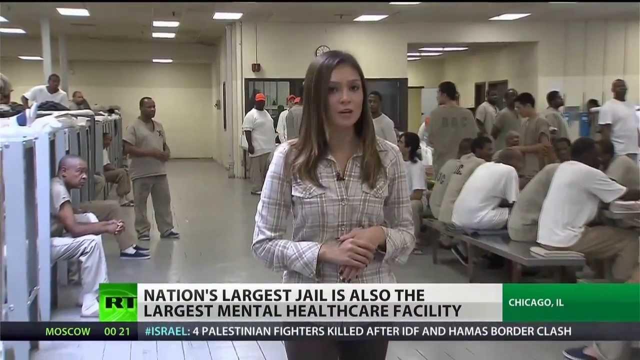 Medicine/ Mentally Ill In Jail term paper 13236