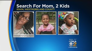 Mother Who Disappeared With Her 2 Young Children Found Safe In South Carolina