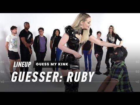 A Dominatrix Guesses Strangers' Kinks (Ruby) | Lineup | Cut