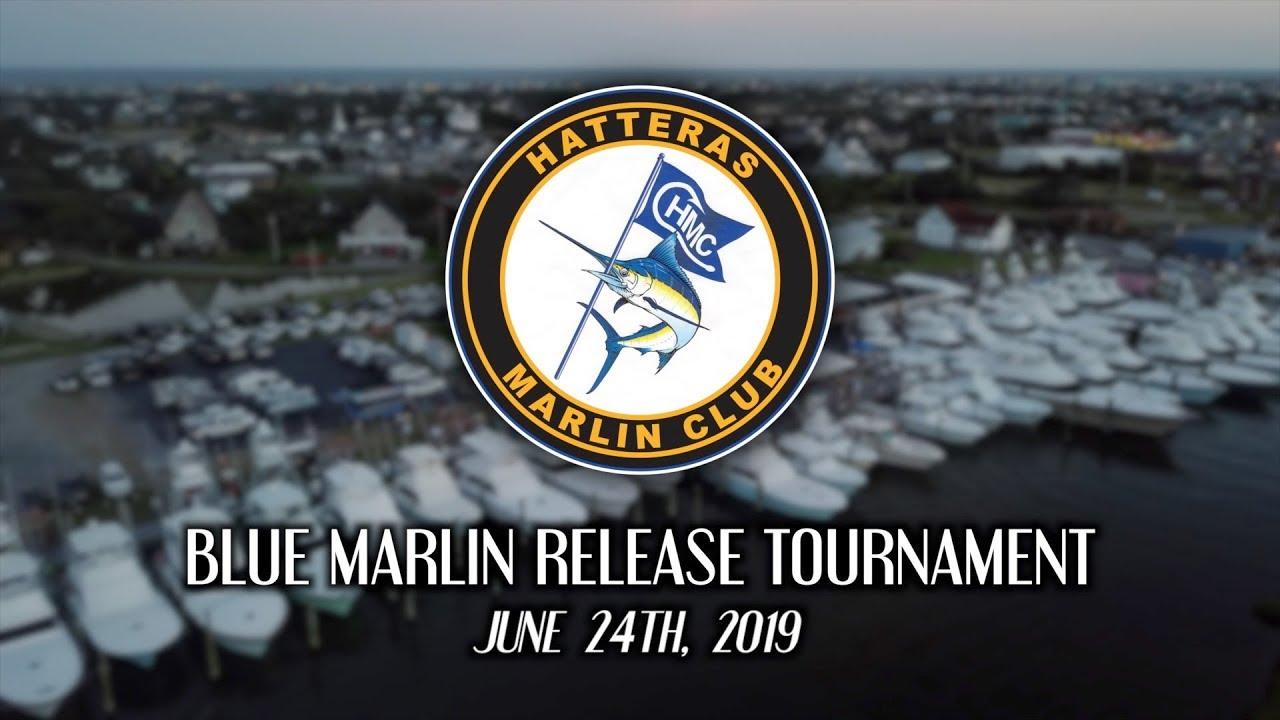 HMC Blue Marlin Release Tournament Day 1 Highlights