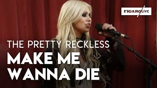 The Pretty Reckless - Make Me Wanna Die (Acoustic Live)