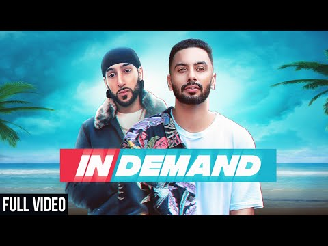 Manni Sandhu - Navaan Sandhu - In Demand (Official Video)