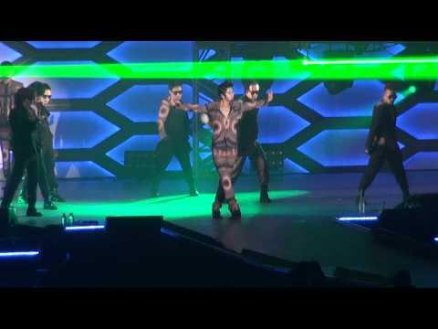 [fancam] 110126 SMTOWN LIVE IN TOKYO_SMP medley(TVXQ)