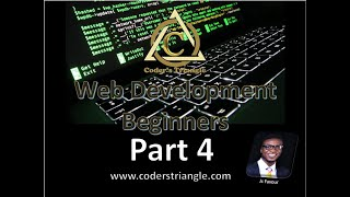 Web Development Beginners Part 4 -  (How To Download And Set Up Web Templates)
