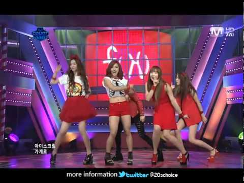 F(x) Hot Summer_M countdown