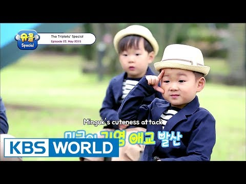 The Return of Superman - The Triplets Special Ep.23 [ENG/CHN/2017.10.13]
