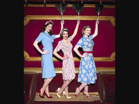 Side By Side Performed By The Puppini Sisters Youtube