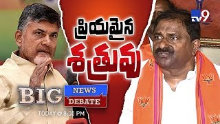 Big News Big Debate    TDP vs BJP over AP Special Status    Rajinikanth TV9