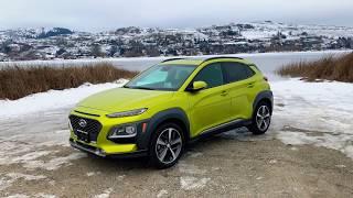 All New 2019 Hyundai Kona Ultimate - In Depth Walk Around & Review