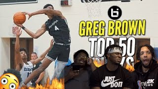 Greg Brown is the SCARIEST Player We've Seen!! 😱