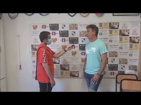 JOSERRA (Entrenador Villa de Alagón) CF Alagón 1-1 AD Magallón / J17 / Preferente Gr2