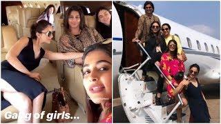 Video: Pooja Hegde, Rakul, Aditi Rao & Vidya Balan hav..