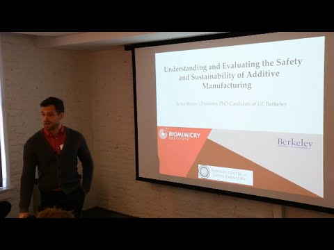 Justin Bours // Sustainability of Materials in Additive Manufacturing