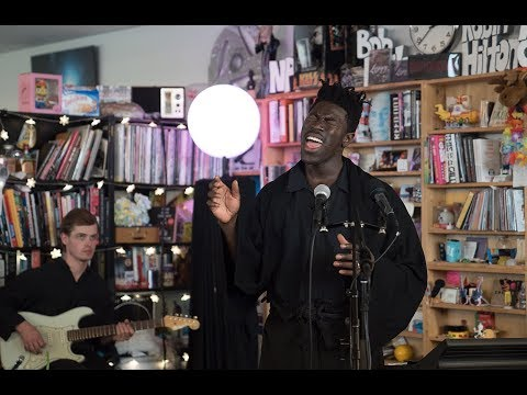 Moses Sumney: NPR Music Tiny Desk Concert