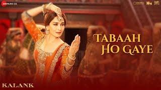 Tabaah Ho Gaye - Kalank | Madhuri, Varun & Alia | Shreya | Pritam | Amitabh | Abhishek