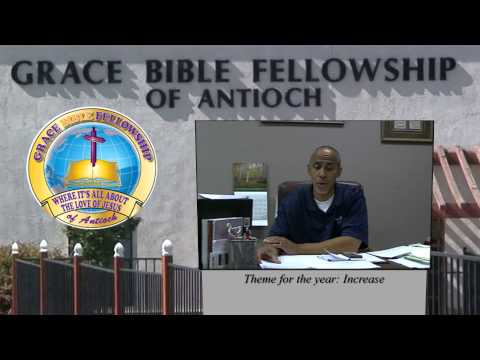 GBF Pastor Smith Leaders video 2015