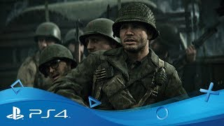 Call of duty: wwii :  bande-annonce