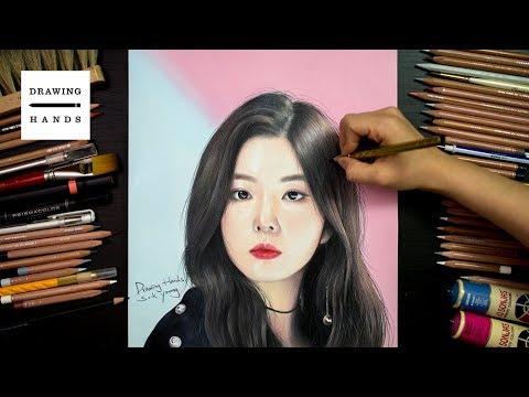 Speed Drawing Red velvet - Irene [Drawing Hands]