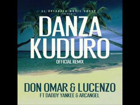 Danza Kuduro Remix - Don  Omar Ft Daddy Yankee y Arcangel.wmv