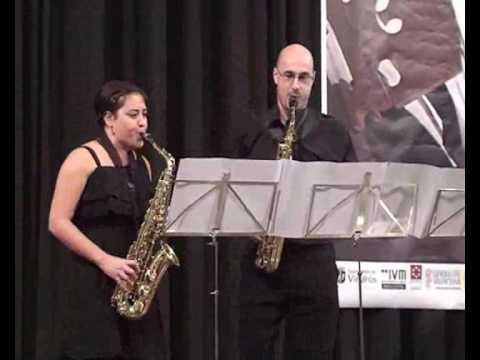 Hindemith Koncertstuck - 3º Mov
