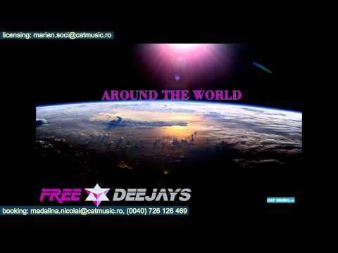Free Deejays - Around The World (Radio Version)