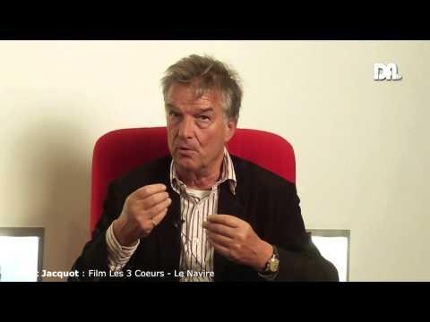 """Drôme Ardèche TV - """"3 Coeurs"""" Entretien avec Benoit Jacquot"""
