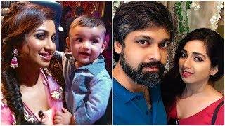 Shreya Ghosal With Family - Bollywood Singer